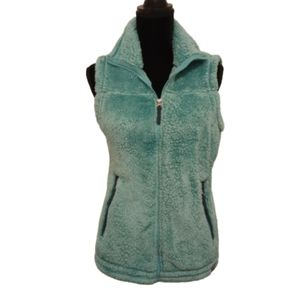 • Free Country Zipper Front Vest •